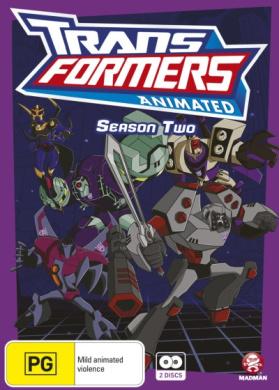 Transformers Animated: Season 2