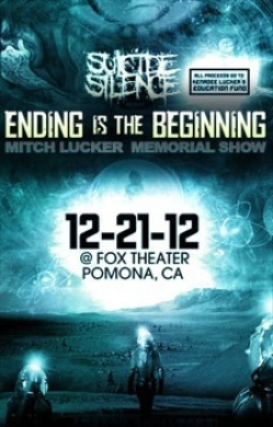 Suicide Silence: Ending is the Beginning - The Mitch Lucker Memorial Show