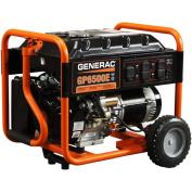 Generac 5976 GP6500, 6,500 Watt Portable Gas Powered Generator