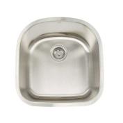Artisan Sinks Premium Series 50cm x 50cm Undermount Single Bowl Kitchen Sink
