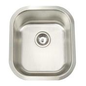 Artisan Sinks Premium Series 42cm x 47cm Undermount Single Bowl Bar Sink