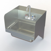 Aero Manufacturing NSF 43cm x 38cm Single Commercial Hand Sink with Faucet