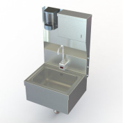 Aero Manufacturing NSF 5.2m x 0m x 5.2m x 0m Wall Mount Sink with Faucet