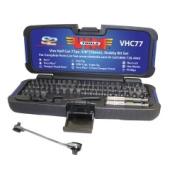 Vim Products VHC77 77 Piece Half Cut Stubby Bit Set