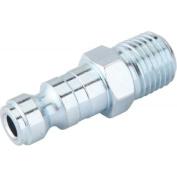 Freeman Z1414MMAP Zinc 1/4in x 1/4in Male to Male Automotive Plug