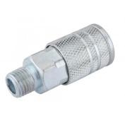 Freeman Z4B1414FMIC Zinc 4 Ball 0.6cm x 0.6cm Female to Male Industrial Coupler