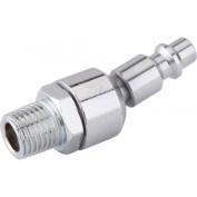 Freeman Z1414MMSIP Zinc 1/4in x 1/4in Male to Male Swivel Industrial Plug