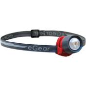 eGear eQ2 Utility Light Headlamp Red