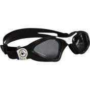 Aqua Sphere Kayenne Lady Goggles Black/White with Smoke Lens