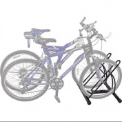 2-Bike Indoor Bicycle Floor Stand