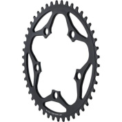 Dimension 45t x 110mm Outer Chainring Black