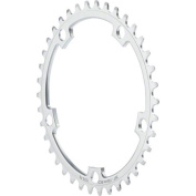 Dimension 50t x 130mm Outer Chainring Silver