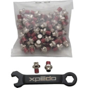 Xpedo Face Off Pedal Straight Pin Kit 50pc