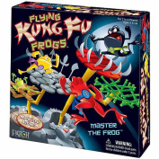 Patch Products 6951 Flying Kung Fu Frogs