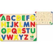 The Learning Journey 285138 Lift & Learn ABC Puzzle