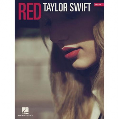 Hal Leonard Taylor Swift - Red for Ukulele