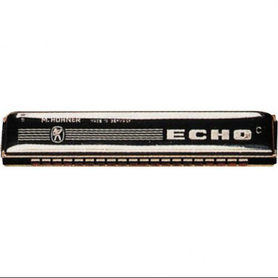 Hohner 2409/40 Echo Harmonica Key of C