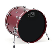 DW Performance Series Bass Drum Candy Apple Lacquer 18x22