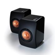 KEF LS50 Mini Monitor - High Gloss Piano Black