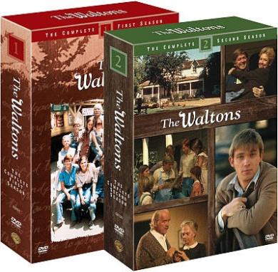 The Waltons - The Complete Seasons 1 & 2