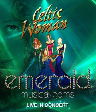 Details about  Celtic Woman: Emerald - Musical Gems 0602537644148 with Celtic Woman, Blu-ray