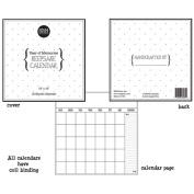 SRM Press Keepsake Calendar, 30cm x 30cm