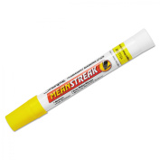 Sharpie Mean Streak Marking Stick, Broad Tip, Yellow