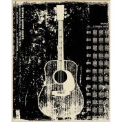 Guitar Wall Decor, Plaque