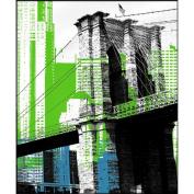 Brooklyn Bridge Wall Decor, Deco Box