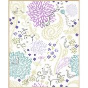 Spring Floral Wall Decor, Plaque