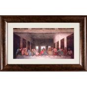 Pro Tour Memorabilia Last Supper Framed Artwork