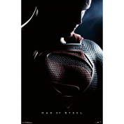 Man of Steel 1 Sheet Poster