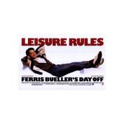 Ferris Bueller's Day Off Movie Poster