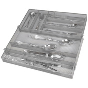 Mainstays Expandable Mesh Cutlery Tray