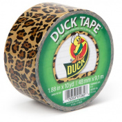 Duck Brand Duct Tape, Leopard