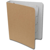 Maya Road Die-Cut Chipboard Journaling Memory D-Ring Binder, 19cm x 23cm With (4) 14cm x 20cm Pages