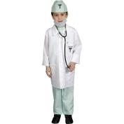 Deluxe Doctor Kids Costume