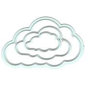 Joy! Craft Cut and Emboss Dies, Clouds