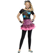 24ms Pop Party Teen Halloween Costume - One Size
