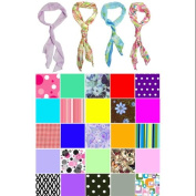 Club Pack of 12 Women's Contemporary . Scarves
