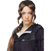 Halloween Adult District Girl Wig