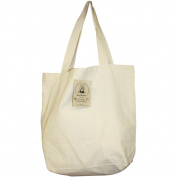 Reusable Canvas Grocery Bag 37cm x 29cm X6.13cm -Natural