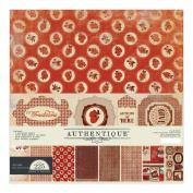 Authentique Seasons Autumn Collection Kit