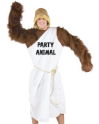 Adult Party Animal Men's Halloween Costume One Size Fits Most #6041