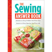 Workman Publishing The Sewing Answer Book