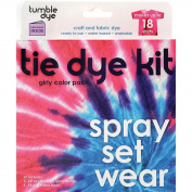 SEI 'Girly Girl' Tumble Dye Craft And Fabric Dye Kit
