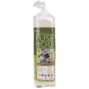 Fusi-Boo Bamboo Fusible Batting-150cm x 150cm FOB:MI