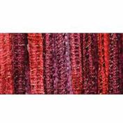 Spinrite Pirouette Shimmer Yarn, Deep Wine