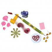 Paper Blossom Tool Kit, 4/pkg, Roller/Piercer