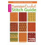 Leisure Arts, Tunisian Crochet Stitch Guide